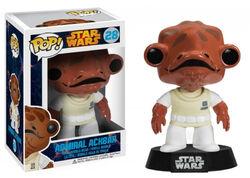 Star Wars Pop! 28 Admiral Ackbar