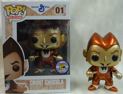 Pop! Ad Icons 01 Count Chocula (Metallic)