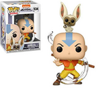 Pop Animation 534 - Aang with Momo