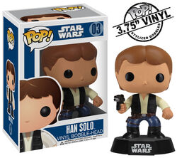 Star Wars Pop! 03 Han Solo