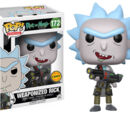 Weaponizied Rick (Chase)