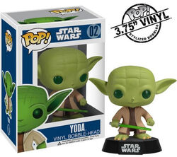 Star Wars Pop! 02 Yoda