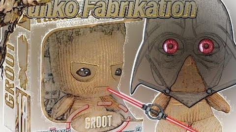 Funko Fabrikations Groot 18