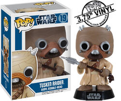 Star Wars Pop! 19 Tusken Raider