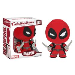 Fabrikations 05 Deadpool
