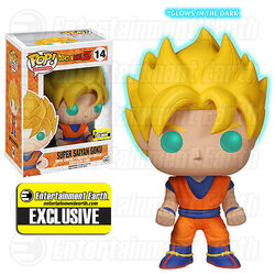 GITD Super Saiyan Goku