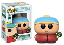Cartman with Clyde