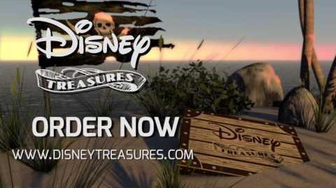 Disney Treasures Pirates Cove Teaser!