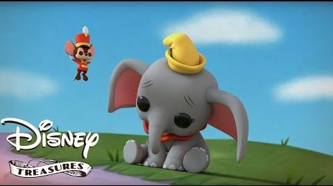 Disney Treasures Festival of Friends Box Trailer!