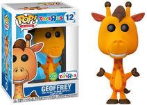 Geoffrey (flocked)
