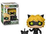 Cat Noir with Plagg