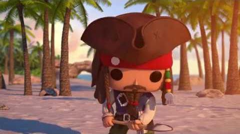 Disney Treasures Pirates Cove Full-Length Trailer!