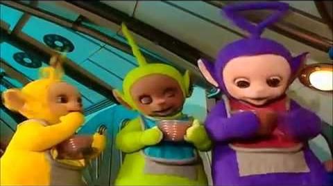 Teletubbies - Tubby Custard Flood
