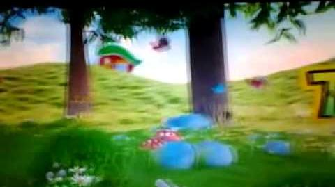 Treehouse TV Ident Squirrels Butterflies