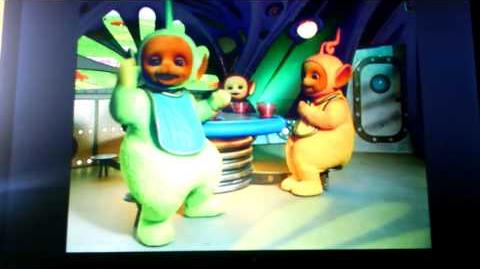 Teletubbies-Tubby Custard Slip