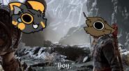 Flickerheart and bearkit BOY