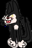 Halfwolf sketch