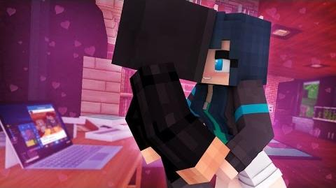 Yandere High School - MY FIRST KISS! -S2-Yandere High S2E5.5 Minecraft Roleplay-