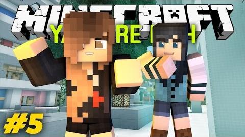 Yandere High School - SCAVENGER HUNT! -S1-Yandere High S1E5.5 Minecraft Roleplay-