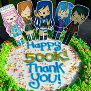 Funneh 500K Thank you