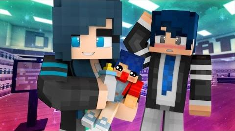 Yandere High School - FUNNEH HAS A BABY!? -S2- Ep.6 Minecraft Roleplay-