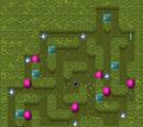 Crazy Crystals/Sticky Hedges