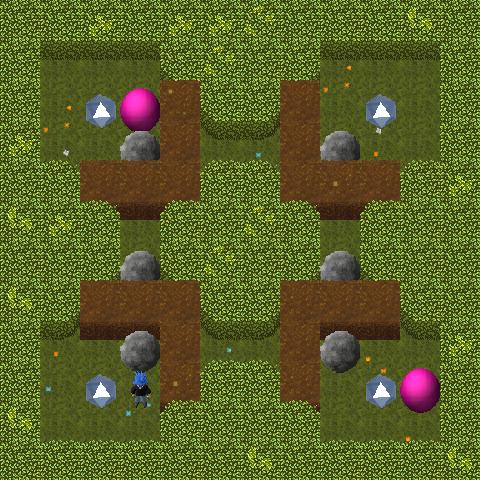 Crazy Crystals A2 Clover