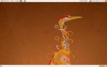 Desktop resize