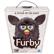 Black-furby