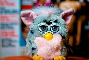 Old-furby