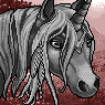 Mythical Ferian Unicorn Portrait F