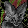 Bat Portrait U