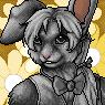 Easter Bunny Portrait U