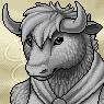 Bovine Portrait U