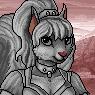 Noble Squirrel Portrait F