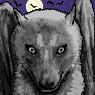 Bat Portrait F