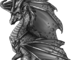 Mythical Ferian Dragon