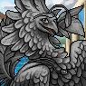 Mythical Ferian Phoenix Portrait M