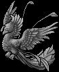 Mythical Ferian Phoenix Flying 3
