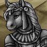 Noble Equine Portrait U
