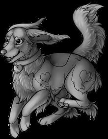 Avatar-0001-Butlers-0002-0001-Seasonal Freebie Love Puppy