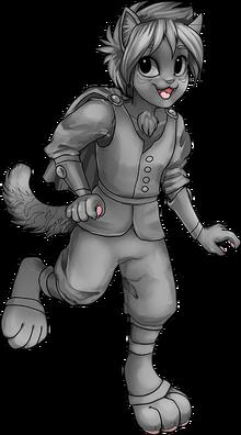 Gendered Avatar-0001-Butlers-0002-0001-Seasonal Freebie Leprechaun