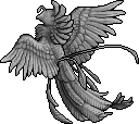 Mythical Ferian Phoenix Flying 11