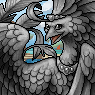 Mythical Ferian Phoenix Portrait U