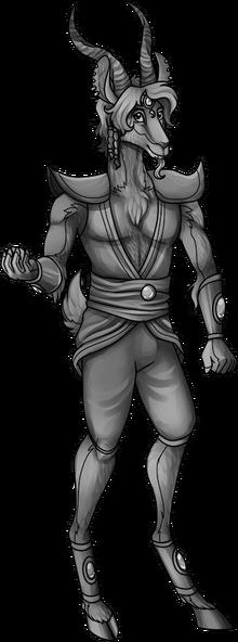 Gendered Avatar-0001-Butlers-0002-0001-Anthro Cerdiere