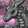 Mythical Ferian Dragon Portrait F