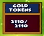 Gold tokens ps2