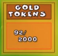 Gold tokens ios