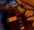 Detonator Handle
