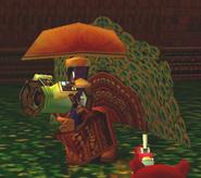 Peacockana